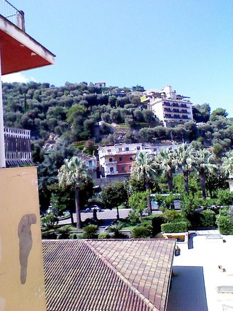 Grand Hotel Parco Del Sole: great views