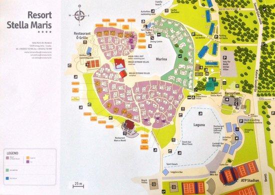 Umag, Croatia: Map 2014
