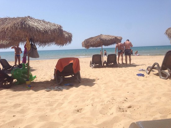 Le Dune Resort: Spiaggia