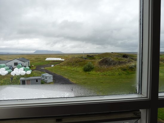Sel Hotel Myvatn: View from the room