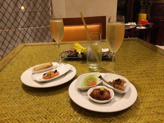 Jumeirah Mina A'Salam: Happy hour alla Premium Leisure Club