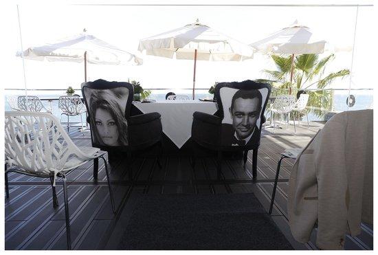 Farol Hotel: Wedding stage