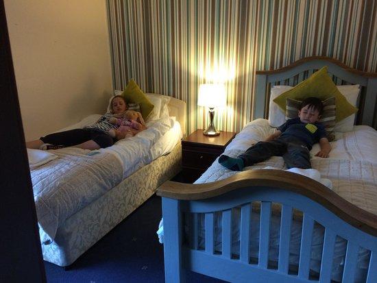 The Star Inn : Kids loved their beds!