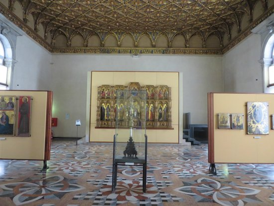 Gallerie dell'Accademia : Экспонаты музея