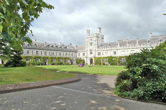 University College Cork (UCC) : The quadrangle building
