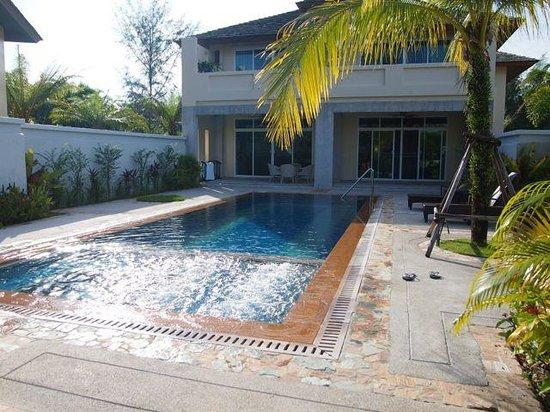 Robinson Club Khao Lak: Villa 1 Bedroom Pool