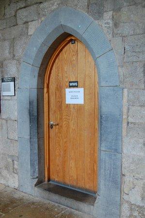 University College Cork (UCC): Chut on bosse !