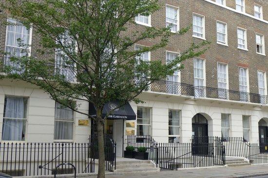 Grange Clarendon Hotel : frontage