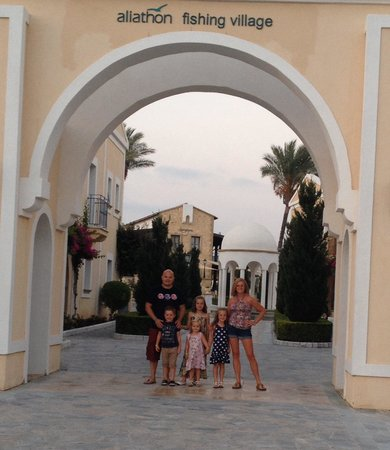 Aliathon Holiday Village: Perfect family holiday ~ August 2014