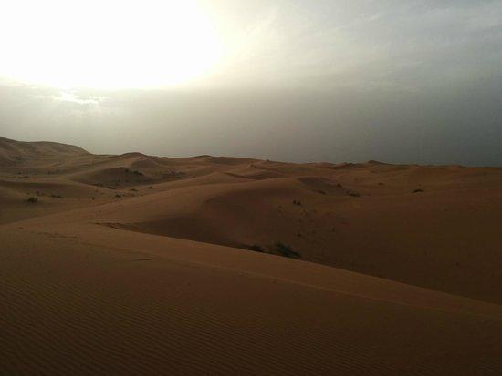 Merzouga Desert : Bonita vista