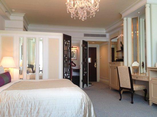 Shangri-La Hotel, Singapore : キングルーム