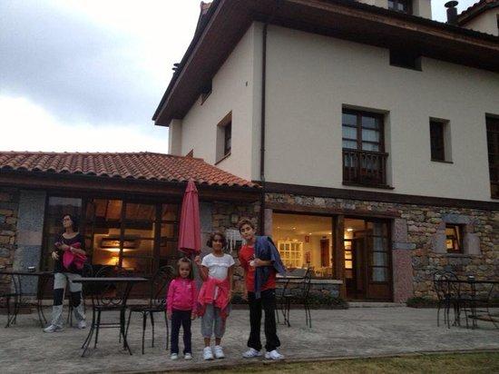 Hotel Rural Casa de La Veiga: Veranito en Asturias