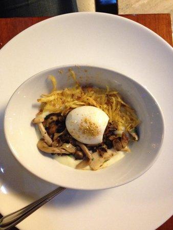 Tapa Negra : Huevos