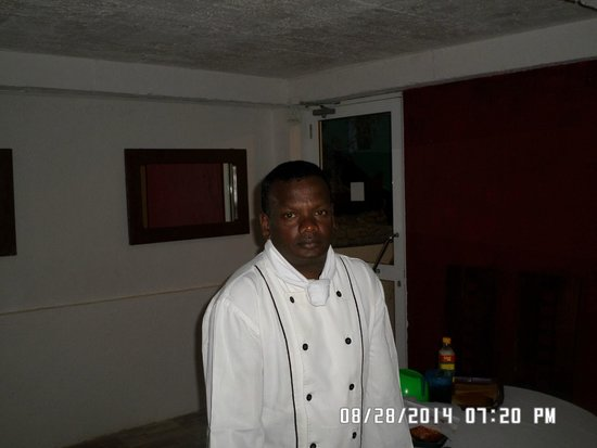 Mount View Hotel : Our Cook