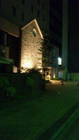 Sotetsu Fresa Inn Tokyo Tamachi: 外観