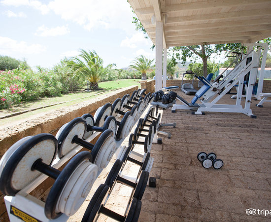 Fitness Center at the Eos Village