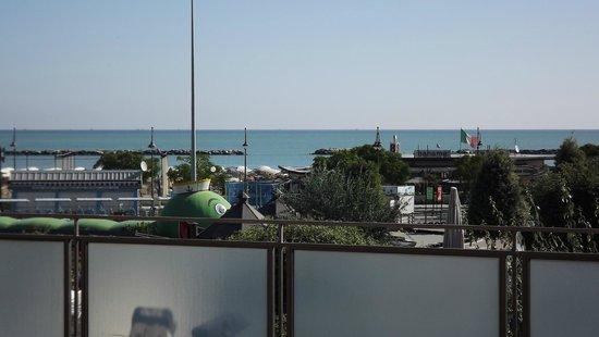 Silver Hotel: vista mare