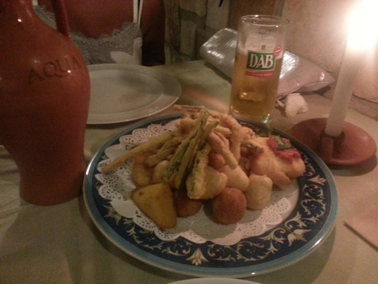 Frittole: frittura all'italiana