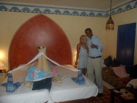 Marina Lodge at Port Ghalib : Danke Herr Bahaa ?!