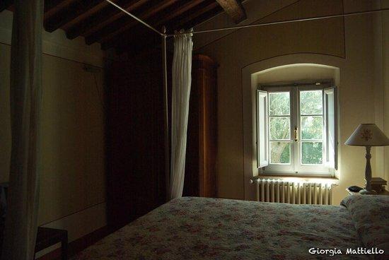 Farmhouse All'Ombra del Tiglio : Camera da letto