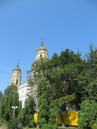 Metropolitan Cathedral: Vue externe