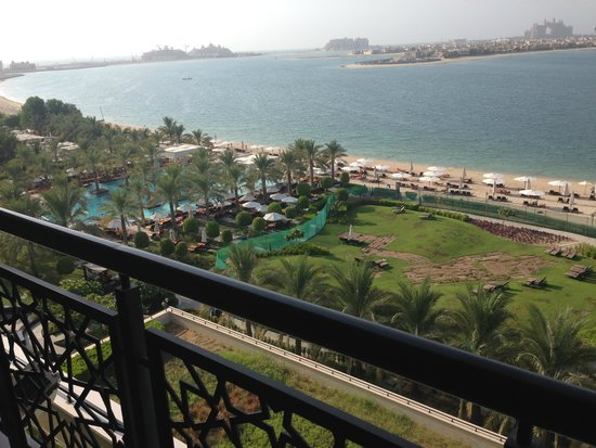 Jumeirah Zabeel Saray: View from my room