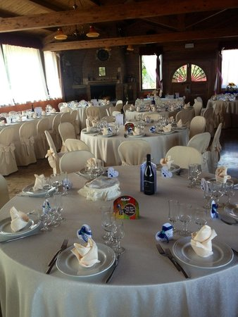 Tenuta Gran Paradiso: Wedding day