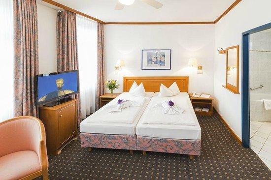 Hotel Alekto: Standard-Doppelzimmer/Komfort-Einzelzimmer