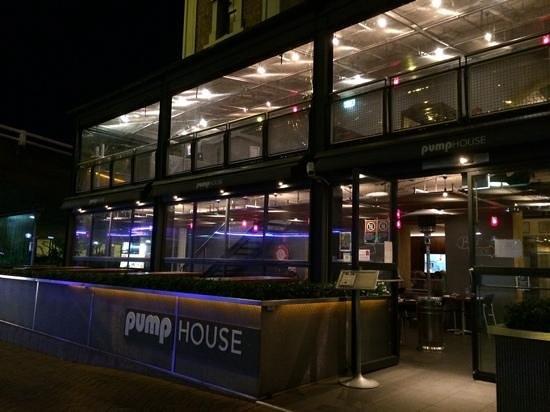 Pumphouse Bar & Restaurant: Pump House frontage