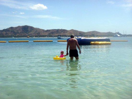 Plantation Island Resort: kids swimming area