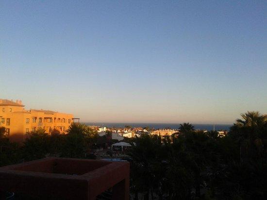 Pierre & Vacances Residenz Estepona: Vista de mar