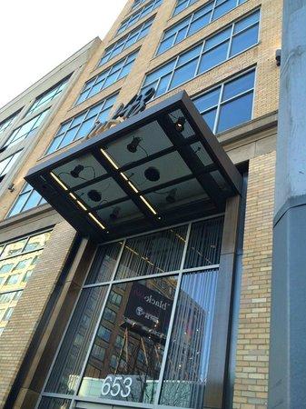 Kimpton Ink48 Hotel: Hotel entrance