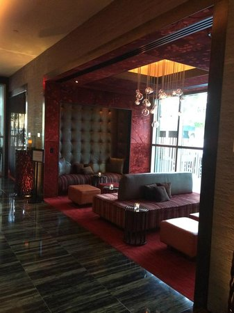 Kimpton Ink48 Hotel: PRINT. restaurant area