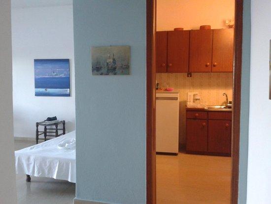 Melas Apartments: pris de l'entrée
