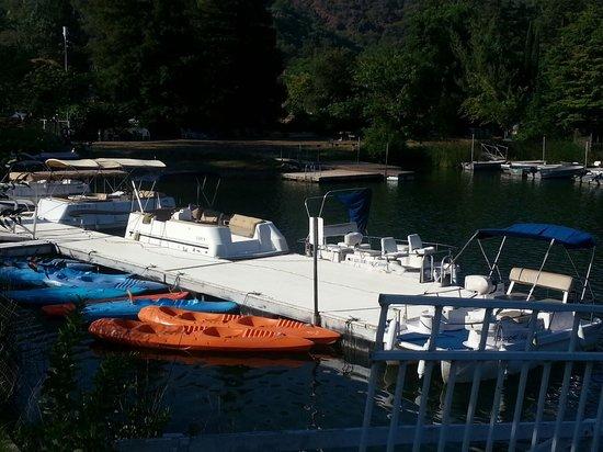 The Lodge at Blue Lakes : Admirals Fleet