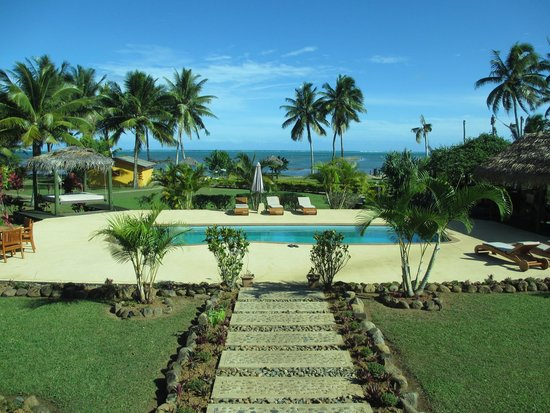 Waidroka Bay Resort: Beautiful view