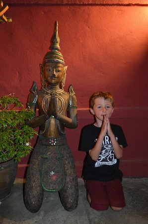 John's Garden : Little Buddah