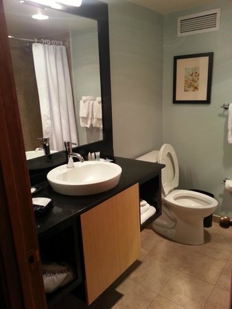 Best Western Plus Hood River Inn: Bathroom area