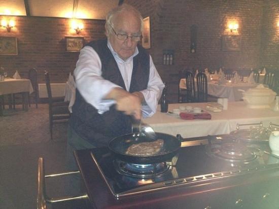 La Capanna Restaurant Terrington St John