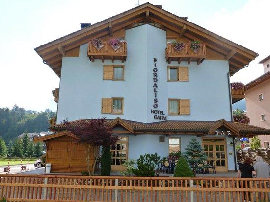 Hotel Garni Fiordaliso: L'hotel...