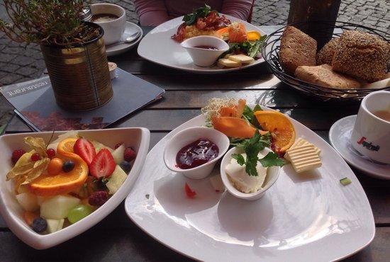 Eckstein Cafe Dresden