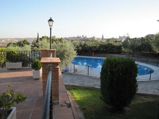 Hotel Abaceria: Pool area
