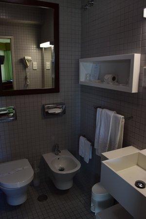 Hotel A. S. Lisboa: Baño
