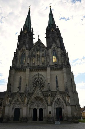 St. Wenceslas Cathedral: The Cathedral.