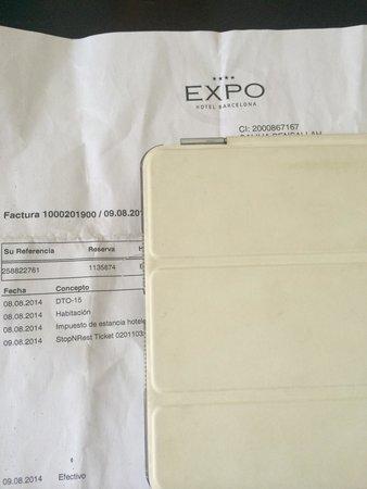 Expo Hotel Barcelona: Commentaire certifié
