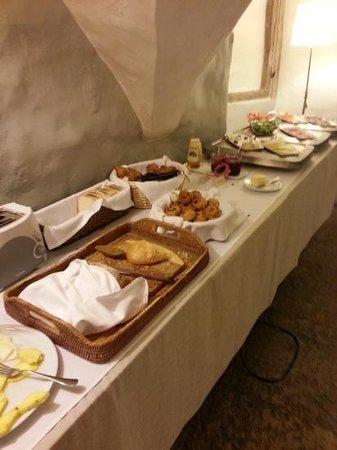 Merchant's House Hotel: Frokost på merchant