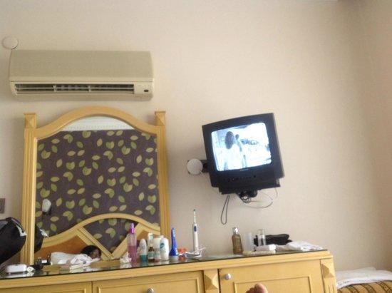 Cle Resort Hotel: foto van kamer 202