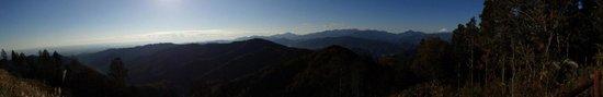 Mt. Kagenobu : 景信山から見た眺め