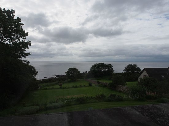 Navidale House Hotel: View from our bedroom