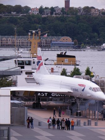 Intrepid Sea, Air & Space Museum : Concorde